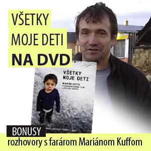 Vsetky moje deti DVD