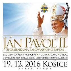 Koncert J�n Pavol II.