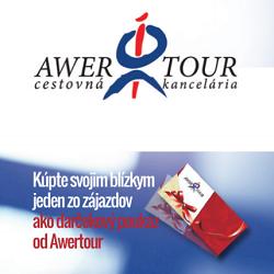 Awertour Poukaz