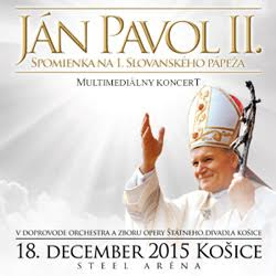 Jan Pavol II December 2015